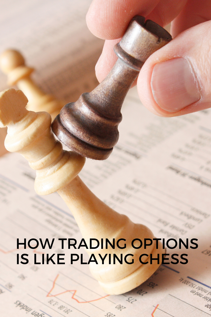How Trading Options is Like Playing Chess